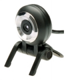 DIGITUS Tiny webcam USB 2.0 with microphone,/bdriverless, 1/4 CMOS 1.3 MegaPixel, with fix8 LE software ( DA-70816)