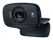Logitech HD Webcam C510, USB 2.0, 1280*720, 8Mpix foto, Mic, Black ( 960-000640)