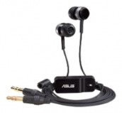 ASUS Mini Headset HS-101 Black RET ( HS-101/BLK/ALW/AS)