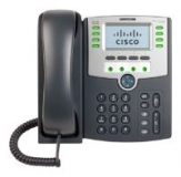 12 Line IP Phone With Display, PoE and PC Port ( SPA509G)