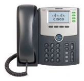 4 Line IP Phone With Display, PoE and PC Port ( SPA504G)