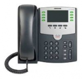 8 Line IP Phone With PoE and PC Port ( SPA501G)