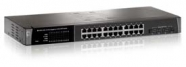 "24-Port Gigabit w/ 4-Port SFP ProCon Switch 19"" ( 00008189)"