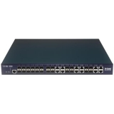 12 ports SFP and 12 combo ports (10/100/1000M Base-T or GE SFP) ( DGS-3610-26G/A2A)