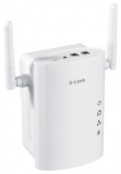 802.11n Wireless Power Line HD Ethernet Adapter, Up to 200 Mbps ( DHP-W306AV)