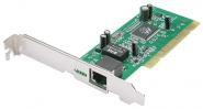 10/100/1000Mbps Managed Gigabit Ethernet UTP NIC (PCI ( DGE-530T)