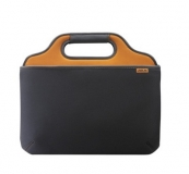 "Bag ASUS CARRYCASE-O2XYGEN BAG Orange For 10"" laptop/Neoprene 26.6 (L) x 19.4 (W) x 3.8 (H) ( 90-XB0900BA00020-)"