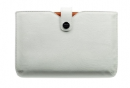 "Bag ASUS INDEX SLEEVE/White For 10"" laptop/PULeather 310 (L) x 200 (W) x 10 (H) ( 90-XB0JOASL00010-)"