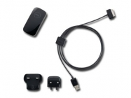 Dell Streak Accessories: USB Power Adapter Kit (USB Adapter with detachable head, 30pin/USB cable, UK & EUR plugs) - CH240 ( 492-10685)