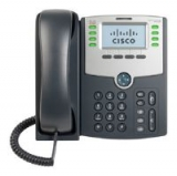 8 Line IP Phone With Display, PoE and PC Port ( SPA508G)
