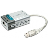 D-Link USB 2.0 Fast Ethernet Adapter ( DUB-E100)