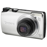 Canon PowerShot A3300 IS Silver ( T00110007448)