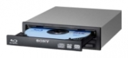 Привод Blu-Ray Sony (Optiarc) BWU-500S черный RTL (BWU-500S)
